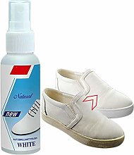 Fufuyme White Shoe Cleaner, Shoe Cleaning Spray,