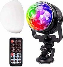 Fugen LED Disco Ball Light, DJ Stage Lights,