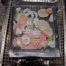 Fulala Non-Stick Grill Mesh Mats Grilling Mesh