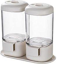 Fulenyi Seasoning Shakers Spice Dispenser Bottle