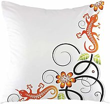 FULIYA Tribal Throw Pillow Cushion Cover Small