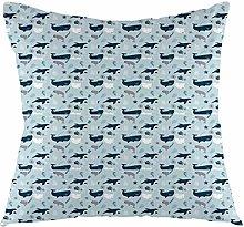 FULIYA Under The Sea Throw Pillow Cushion Cover