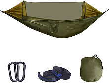 Full-Automatic Quickly Open Stay Bar Hammock