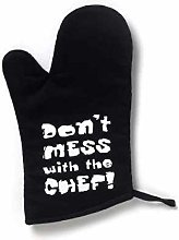 Fully Insulated Single Oven Gloves/Gauntlet by