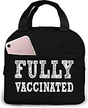 Fully Vaccinated Portable Lunch Bag Insulated