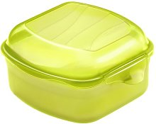 Fun 0.45L Food Storage Container (Set of 5) Rotho