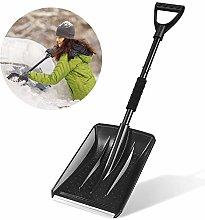 Fun Gift Snow Shovel for Car, Large-Capacity