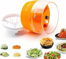 Fun Life Spiral Cutter Hand Vegetable Cutter