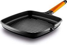 Fundix F5-IG22 Induction Grill Pan with Removable