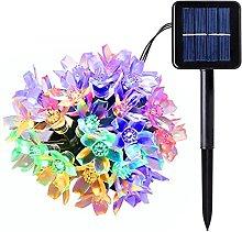 Funien Light String,Solar String Lights Christmas