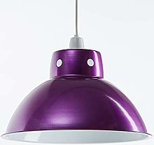 Funky Cafe Style Retro Ceiling Light Pendant Metal
