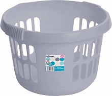 funky gadgets 50L Wham Plastic Round Laundry