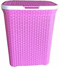 funky gadgets Deluxe Round Plastic Laundry Basket