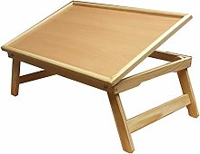 FunkyBuys® Folding Natural Pine (SYWD-001) Wooden