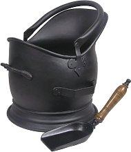 FunkyBuys Premium Range Fireplace Coal Buckets &