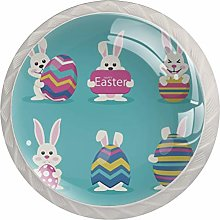 Funny-Easter-Bunny-Collection-with-Eggs, Modern