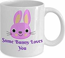 Funny Easter Mug, Easter Basket Gift Ideas, Some