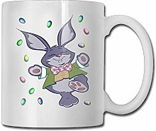 Funny Egg Bunny Coffee Mug Women Funny Gifts Tea