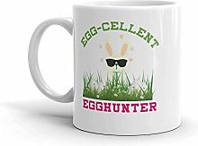 Funny Egg-Cellent Egghunter Easter Cool Bunny