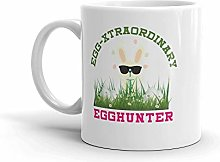 Funny Egg-Xtraodinary Egghunter Easter Cool