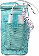 funny feng USB Baby Milk Bottle Warmer Bag,