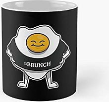 Funny Fried Egg Matching Brunch Bunch Crew Gag