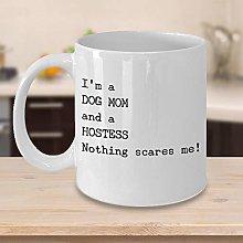 Funny Hostess Coffee Mug Christmas Public Speaking
