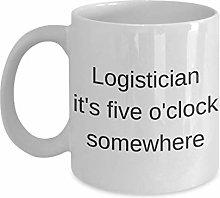 Funny Logistician 11oz Coffee Mug - Logistician