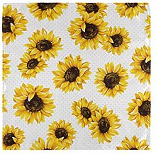 funnyy Sunflower Flowers Floral Cloth Napkins