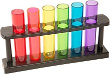 Funtime Gifts Shot Glasses Test Tube Shooters,