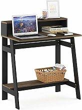 Furinno A Frame Computer, Study, Writing Desk,