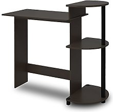 Furinno Compact Computer Desk, Study Desk with