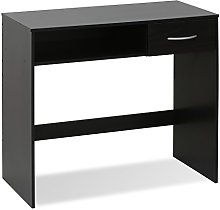 Furinno Computer Study Desk with Drawer, Wood,