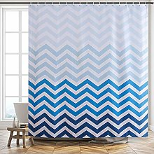 Furlinic Extra Wide Shower Curtain for Bathroom