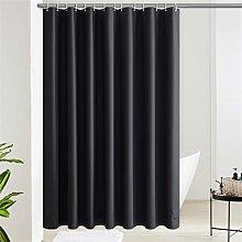 Furlinic Shower Curtain Anti Mould Waterproof for