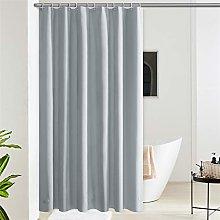 Furlinic Shower Curtain Waterproof Anti Mould EVA