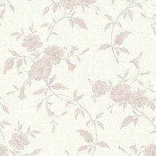 Furlow 10m x 52cm Wallpaper Roll Lily Manor