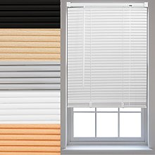 FURNISHED PVC Venetian Window Blinds Made to