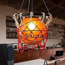 FURNITURE Basketball Chandelier Children's