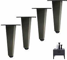 Furniture Cabinet Metal Legs Adjustable Stainless