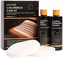 Furniture Clinic Complete Small Leather Care Kit