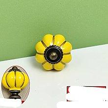 Furniture Handle Pumpkin Drawer Knobs Cupboard