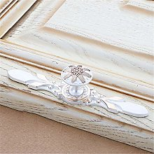 Furniture Handle Zinc Alloy Dresser Drawer Cabinet