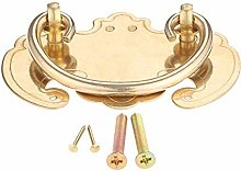 Furniture Handles Vintage Copper Dresser Drawer