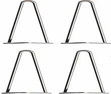 Furniture Legs 4 inch 10cm Hairpin Table Leg Metal