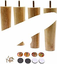 Furniture Legs Solid Wood Sofa Replacement Leg for