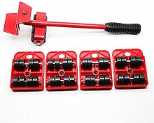 Furniture Lifter Easy Moving Sliders 5 Packs Mover
