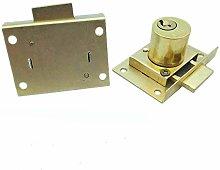 Furniture Lock Cam Lock Cylinder Brass Cam Lock