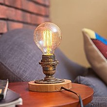 FURNITURE Loft Mini Desk Lamp Wrought Iron