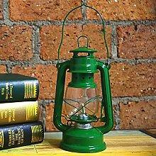 FURNITURE Loft Retro Kerosene Lamp Wrought Iron
